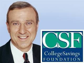 College Savings Foundation Peter Mazareas